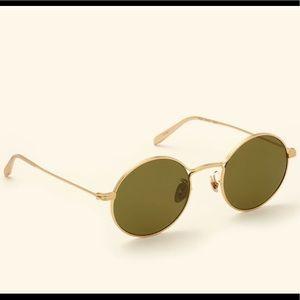 KREWE Dante Sunglasses, 18K Titanium Polarized, (NWT) Lifetime Warranty
